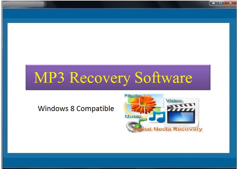 Tool to recover MP3 video files